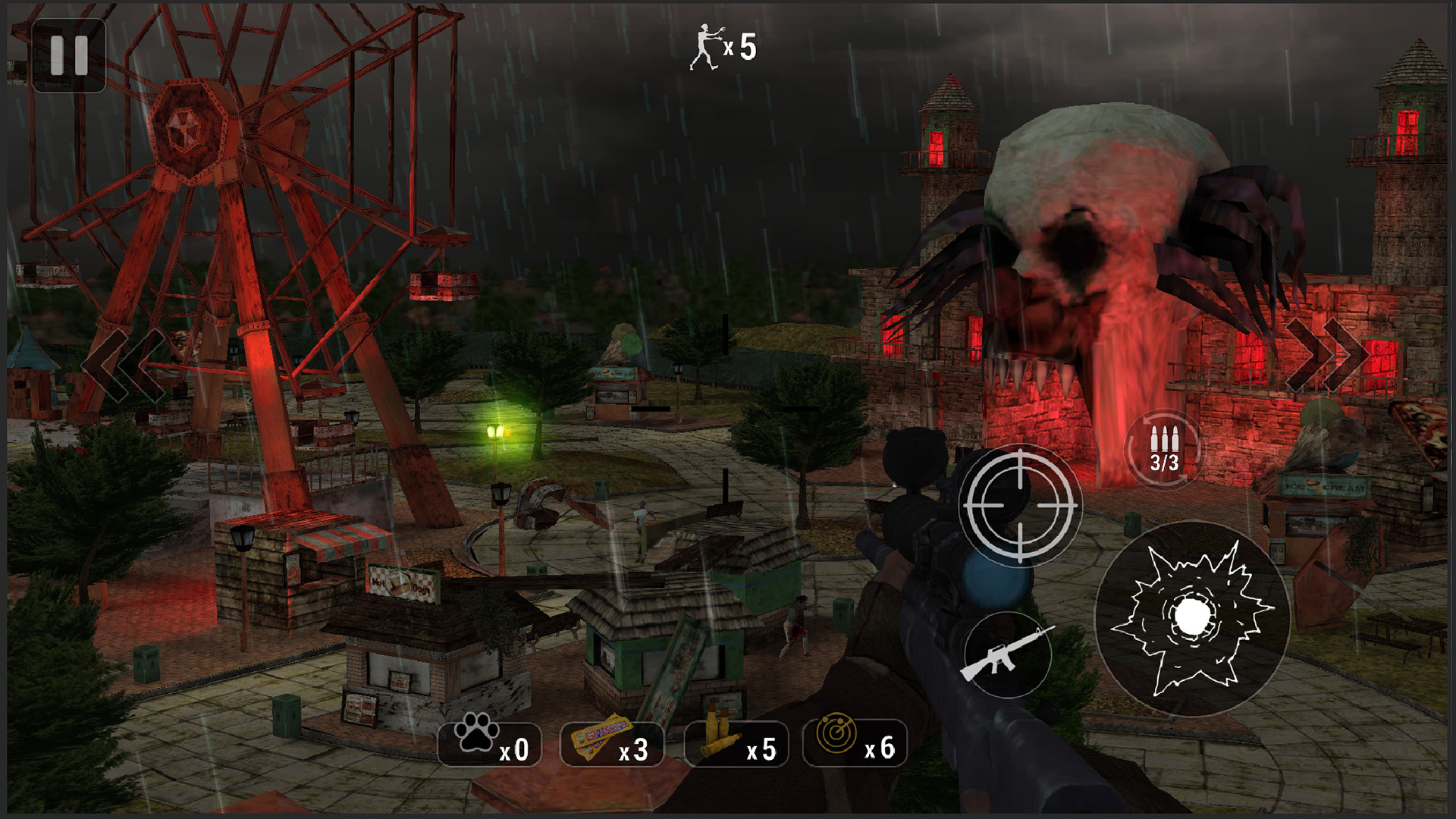Claim Zombie Hunter for free