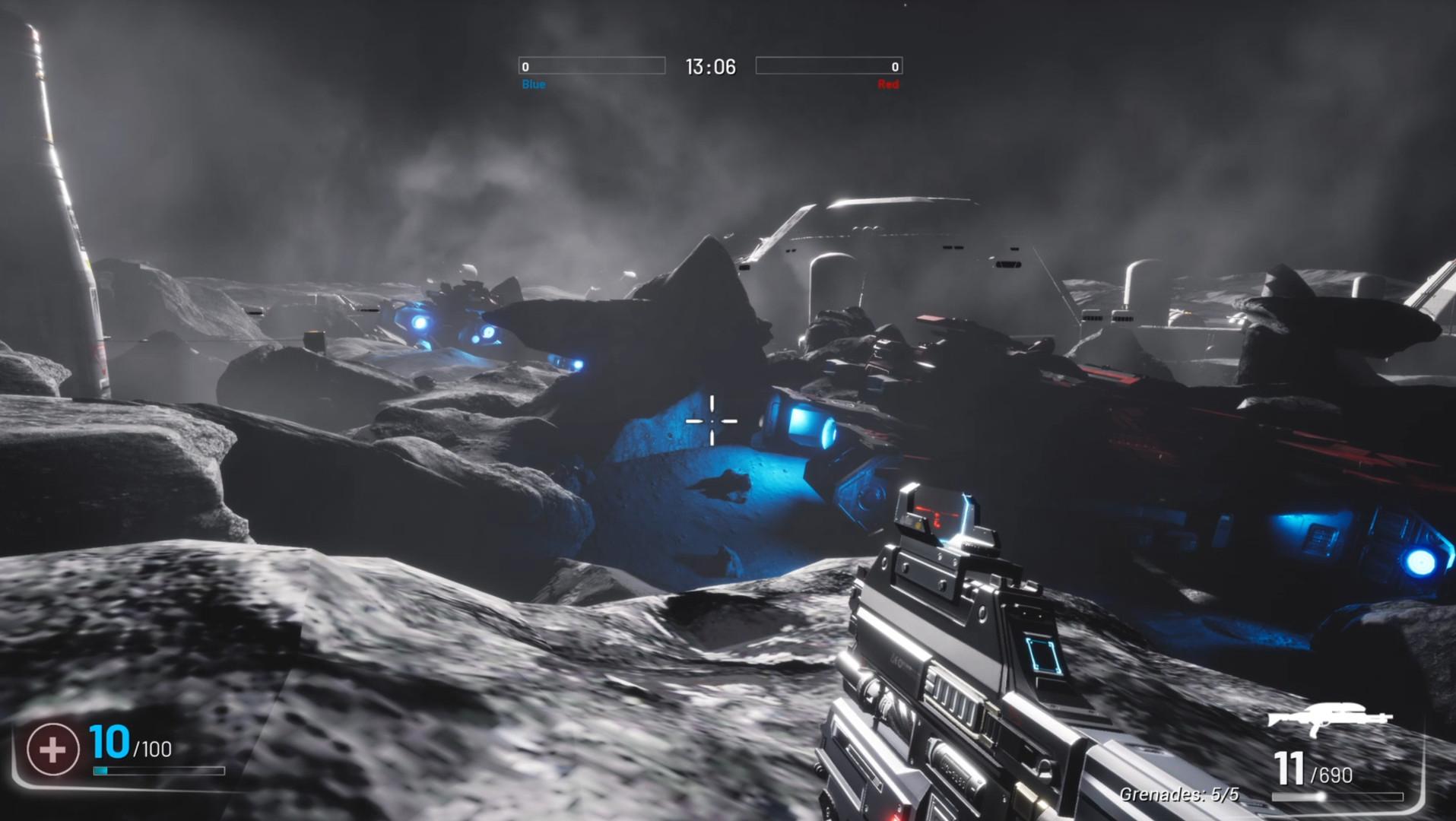 Play Evolution: Moon Warfare for free